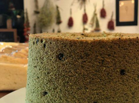 Chiffon Cake of Maccha